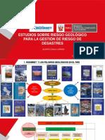 Estudios sobre riesgo geologico para la Gestión de Riesgo de Desastres - Ing.Bilberto Zavala Carrión.pdf
