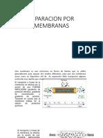 Membranas Fina
