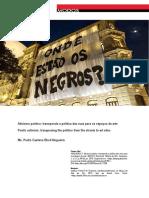 REVISTA MODOS - Ativismo Poetico