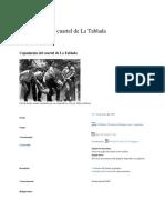 Copamiento Del Cuartel de La Tablada - Wikipedia, La Enciclopedia Libre (1)