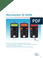 Microtector IIG450