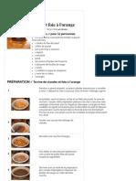 Journal Des Femmes _ Terrine de Viandes Et Foie à l'Orange