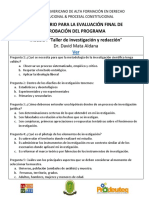 CUESTIONARIO PARA LA EVALUACIÓN FINAL - CURSO DE ALTA FORMACIÓN EN DERECHO CONSTITUCIONAL & PROCESAL CONSTITUCIONAL.docx