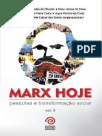 E-Book Marx hoje pesquisa e transformação social II.pdf