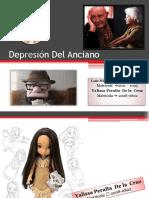 Depresion en los adultos mayores