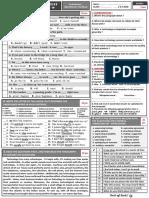 2nd Bac Diagnostic Test