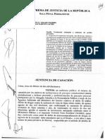Casacion Nº 1503-2017 - Terminacion Anticipada y Prision Preventiva