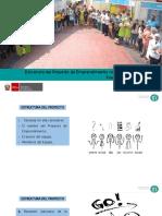 Estructura Del Proyecto-criterios de Evaluación