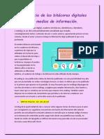 Isabella Pinzon-Importancia de Las Bitácoras Digitales Como Medios de Información