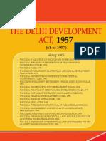 Delhi Development Act 1957