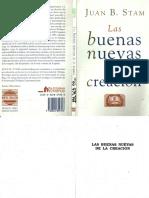 Las Buenas Nuevas de La Creación - Juan Stam-1