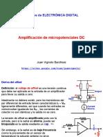 140 Amplificacion UV DC