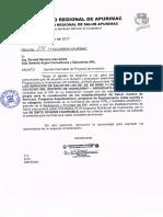 OPINIÓN FAVORABLE DE EXPEDIENTE TÉCNICO
