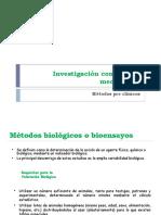 Metodos Preclinicos   Clase 4