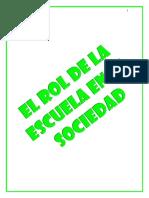 El Rol de la Escuela en la Sociedad.docx