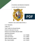 INFORME  9 DE LABORATORIO DE FISICA I.docx