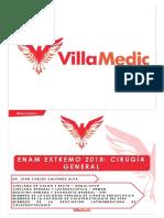 E EXTREMO 2018 - Cirugía General - Online
