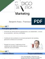 Código de Ética Marketing