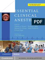 Essential Clinical Anesthesia - Vacanti, Charles A., Urman, Richard, Sikka, Pankaj, Segal, Scott.pdf
