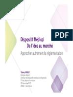 Document 3 Dispositifs Médicaux de L_idée Au Marché