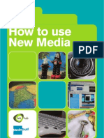 New Media Case Studies 2008