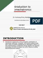 Introduction Tobio Mechatronics