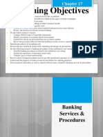 17-Banking Services Procedures