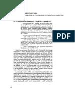 Dss. Documento de Damasco en El Libro Literatura Judía Intertestamentaria