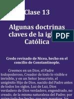 CREDO Algunas-doctrinas-claves.ppt