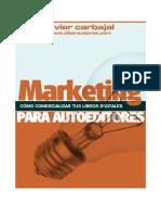Marketing Para Autoeditores