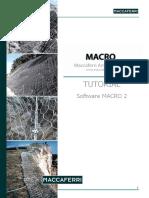 MACRO 2 SoftwareManual ESP