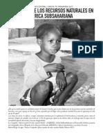 Dossier El Expolio de Los Recursos Naturales en África Subsahariana