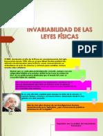 invariabilidad de las leyes fisicas.pptx