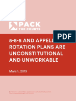 5-5-5 and Appellate Roation Are Unworkable