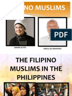 Filipino Muslims