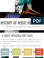 history of music recording pdf version compressed