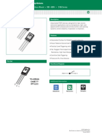 Littelfuse Thyristor C106 D Datasheet.pdf-1372503