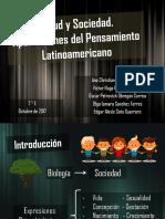 Salud y Sociedad. Aportaciones Del Pensamiento Latinoamericano