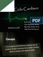 Ciclo Cardíaco.pptx