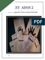 Informacion Ados-2 ABRIL 2019