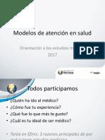 Modelos Atención Salud