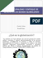 Multiculturalidad y Enfoque de Género en Un Mundo