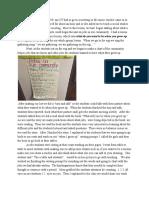 blog entry 1
