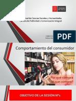 CLASES conducta del consumidor completo 2017.ppt