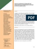 Níveis de Ansiedade e Depressão Em Graduandos Da Universidade Do Estado Do Rio de Janeiro (UERJ)