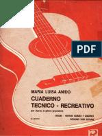 Anido, Mª Luisa - Cuaderno tecnico - Recreativo.pdf