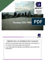 Presentacion IBERPAC-Normas ISO 9000