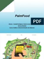 Apresentação PalmFood