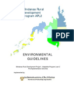 MRDP Environmentl Guide
