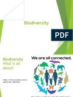 MSHS GRADE 9 Biodiversity Discussion
